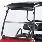 Club Car WINDSCREEN, SPLIT (Fold Down) Tinted Acrylic - 1982 to1999
